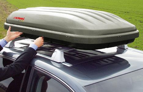 Автомобильные боксы – оптимальный выбор дополнительного багажника